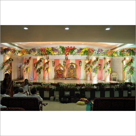 Pooja Stage Flower