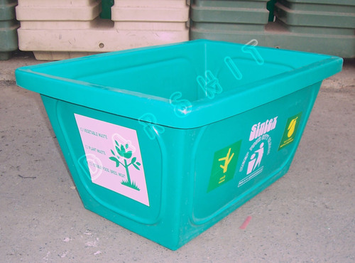 Sintex Container for Heavy Duty Wheel Barrow