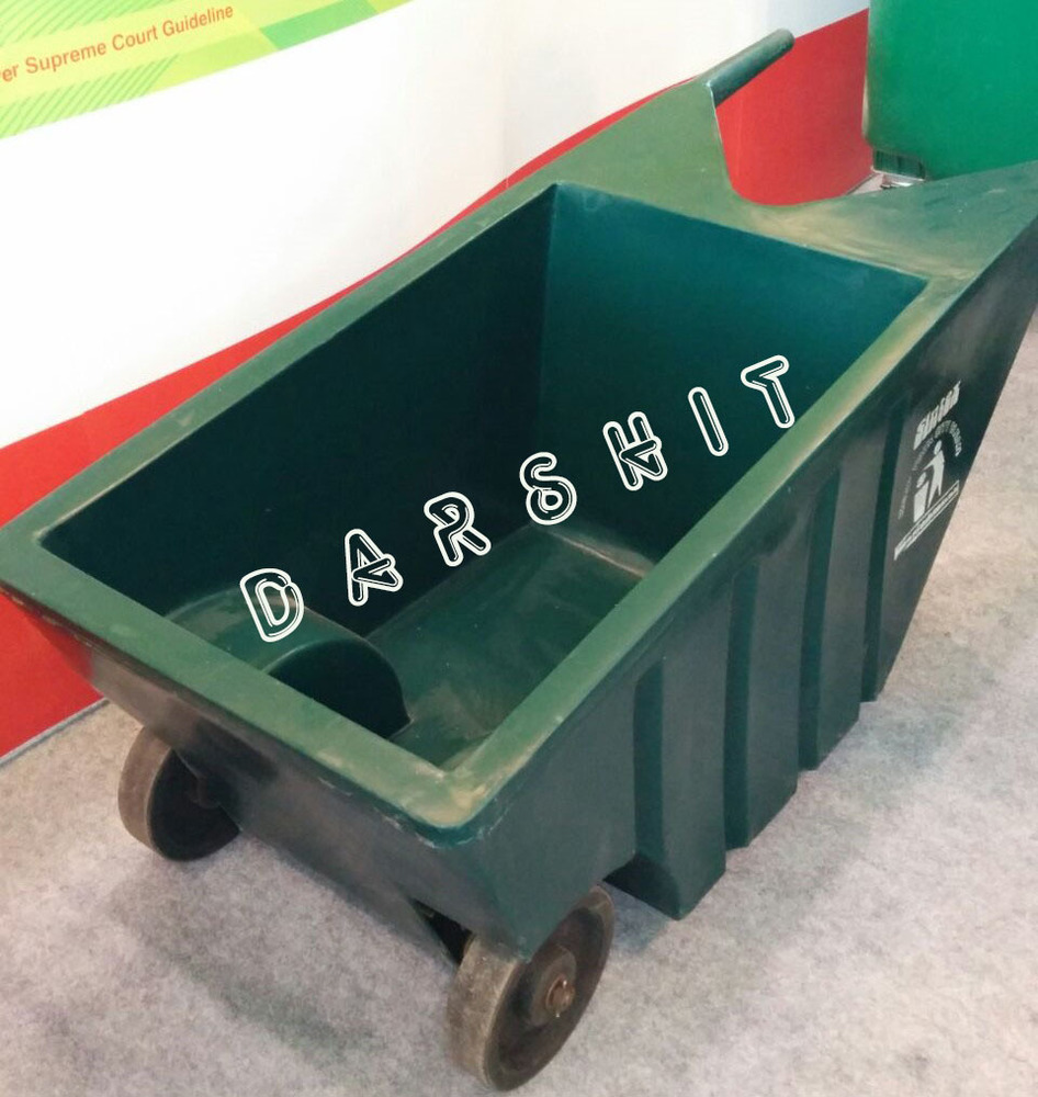 Sintex Waste Hand Cart
