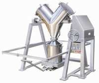 V Shape Mixer Blender