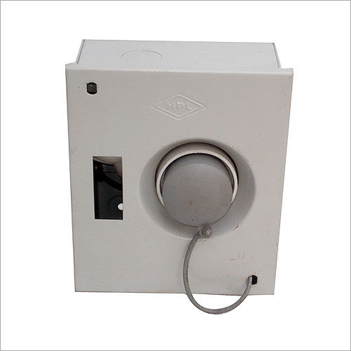 A.C Boxes with plug & socket