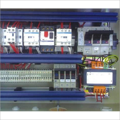 CONTROL PANEL FOR EOT CRANE