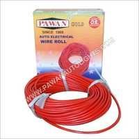 Auto Electrical Wire Roll