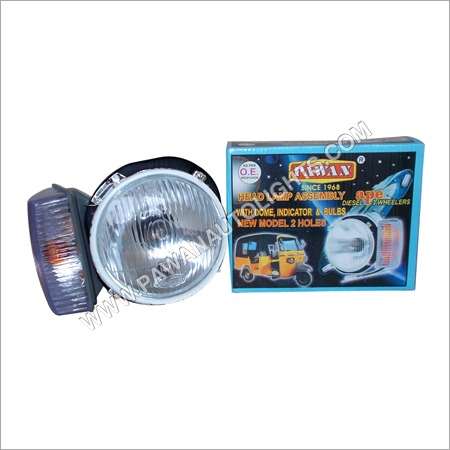 Ape Head Lamp Assembly