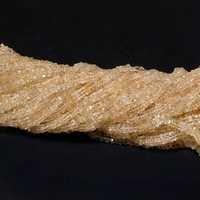 Citrine  Flat Square beads
