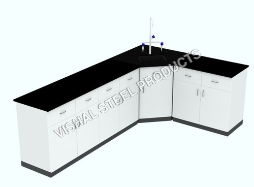 Lab Workstation with Sink