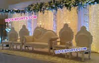 Wedding Stage Love Furniture Set
