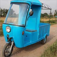 Electric Loading Rickshaw