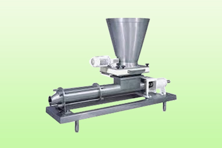 Wide Throat High Viscosity Pump
