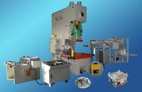 Aluminium Foil Container Making Machines