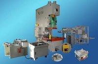 Aluminium Foil Container Making Machines