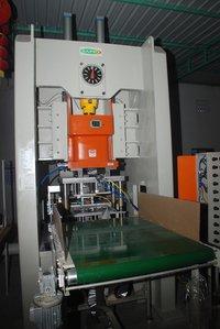 Automatic Aluminium Foil Container Machine