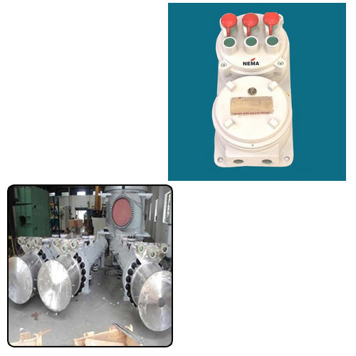 Flameproof Push Buttons for Petrochemical Industry