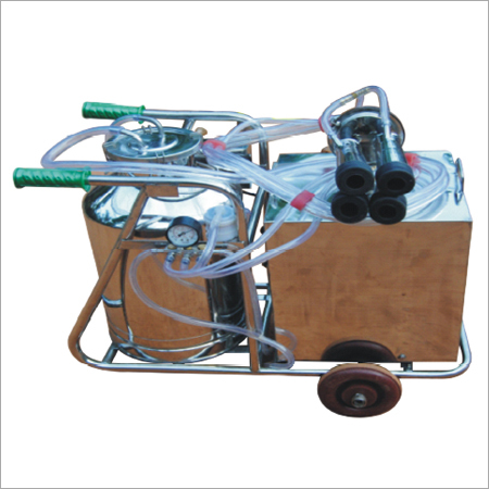 Battery Operated Milking Machine