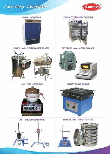 Laboratory Machinery