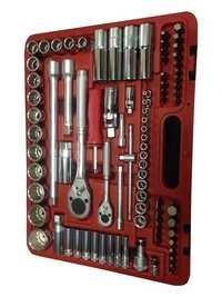 Socket & Bit Set 87pcs