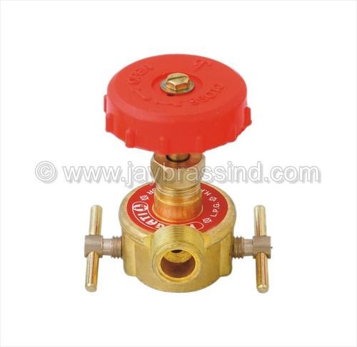 High Pressure Brass Regulator