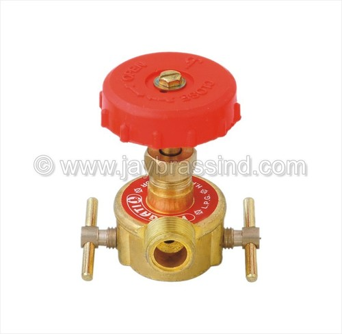 LPG High Pressure Brass Regulator