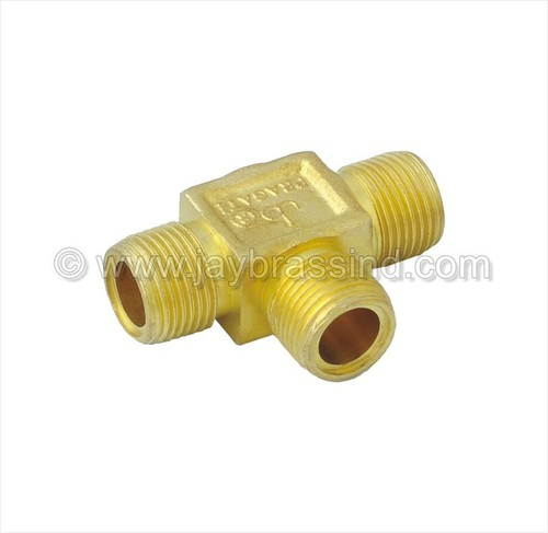 LPG High Pressure Tee Connectors