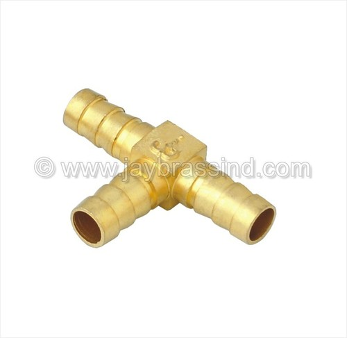 Brass Low Pressure T