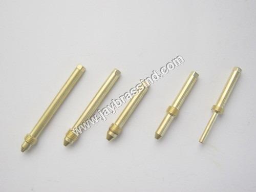 Brass LPG Valve Spindle