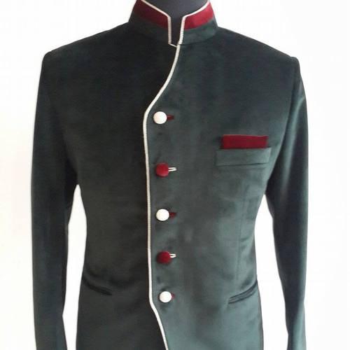 Velvet Jodhpuri Suits