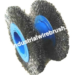 Steel Wire Circular Brush