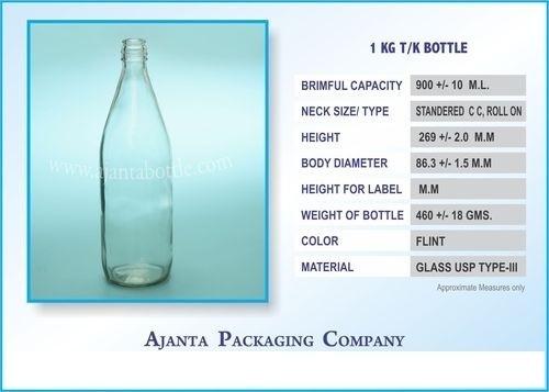 1 Kg TK Bottle