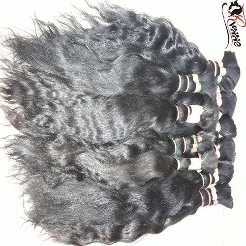 Indian Single Drawn Bulk Hair