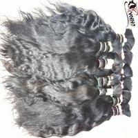 Indian Single Drawn Bulk Hair