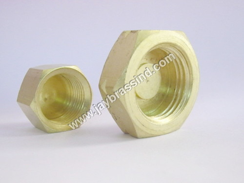 Brass Stop End Nut