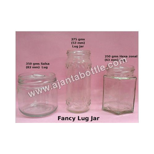 Fancy Lug Jars