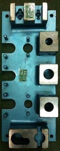 Nozzle Dismantling Plate