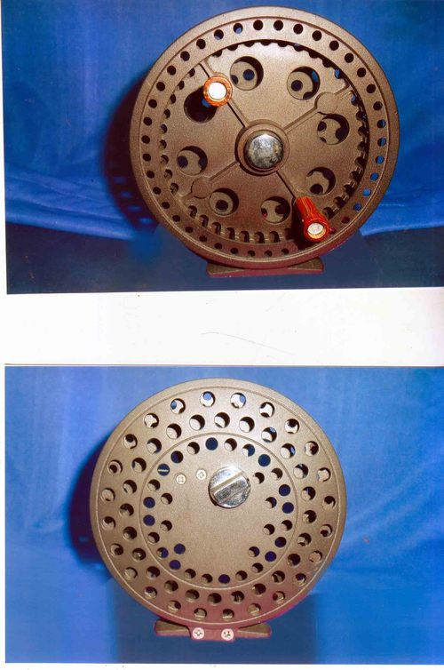 Fishing catcher reel