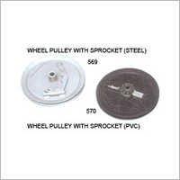 Sprocket Wheel Pulley