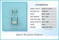 10 Ml Dabur Bottle
