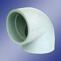 Plain Socket Type Moulded Elbow