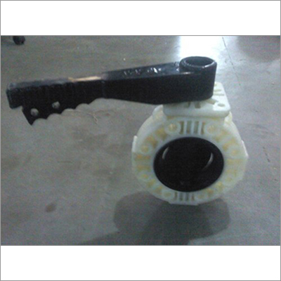P. P Butterfly Valve