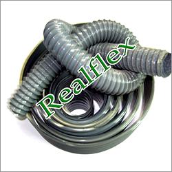 PVC Flexible Grey Duct Hoses