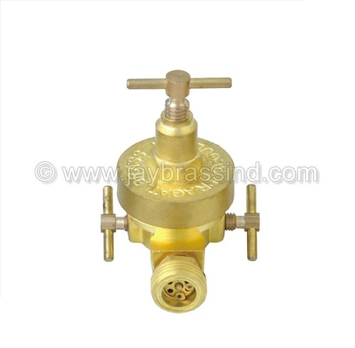 High Pressure LPG Three Key Regulator