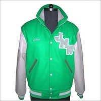 Collar Varsity Jacket