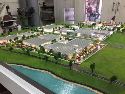 Automobile Plant Model