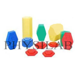 Hexagonal Weight Set