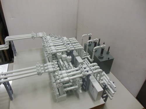 Gas insulated substation models