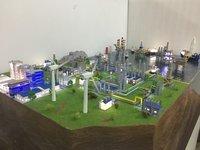Oil & gas field model
