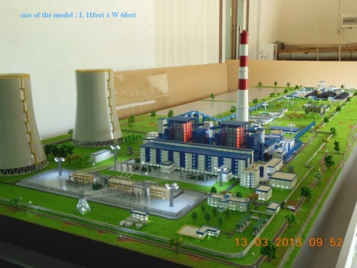 Mine Power Plant Models