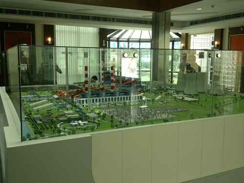 Thermal power plant models