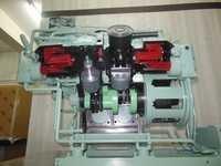 Cut Way Model Of Compressor