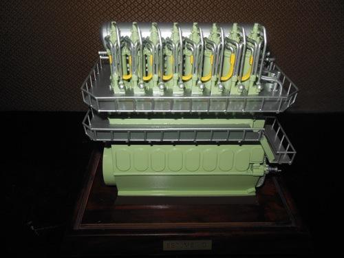 Diesel engine models