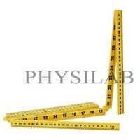 Folding Meter Sticks ( Plastic)
